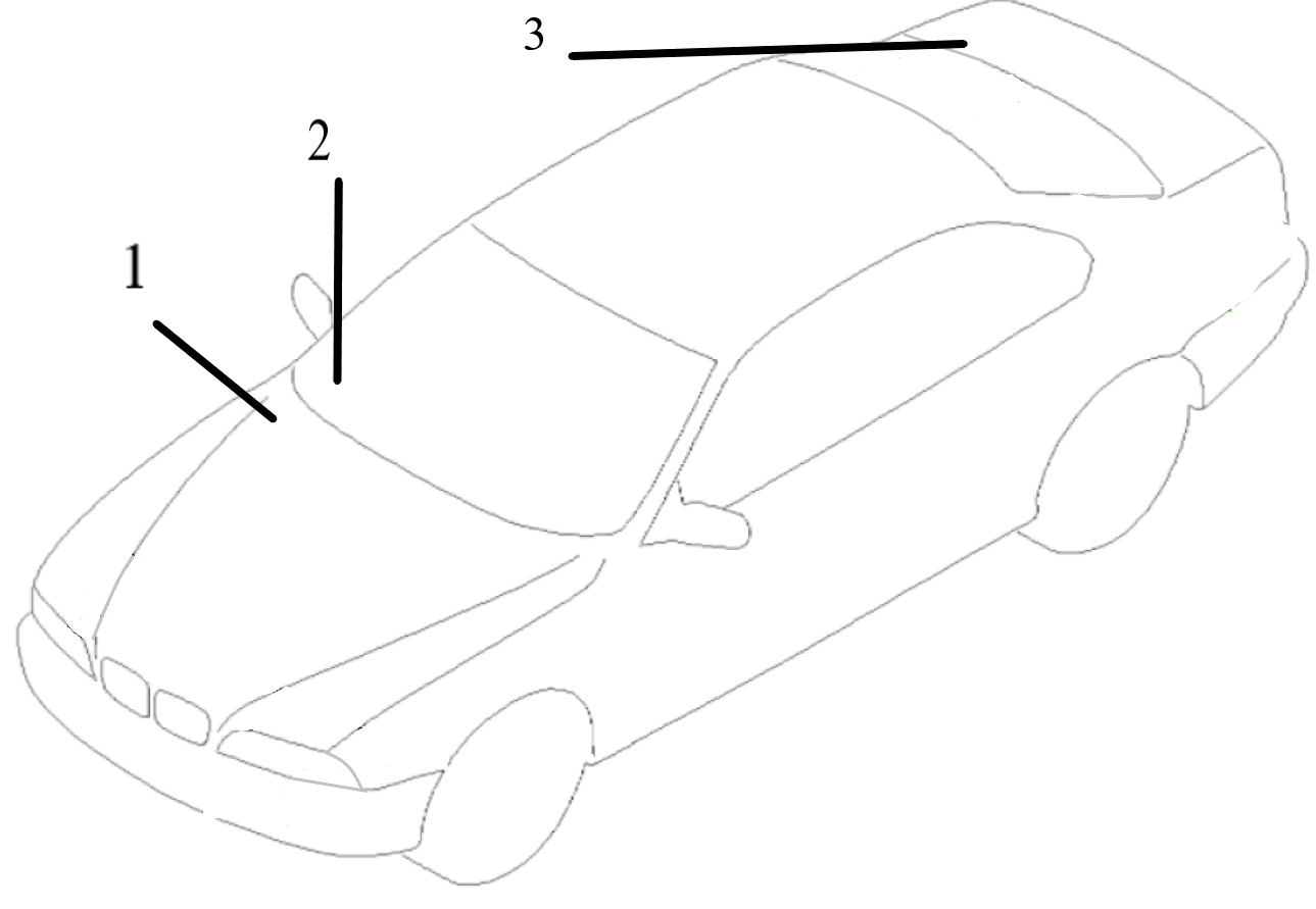 Расположение предохранителей и реле BMW 5 E60 E61 E63 E64BMW 5